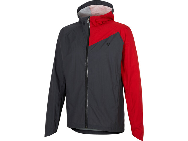 Ziener Cagome Rain Jacket Men ebony